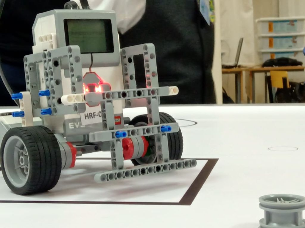 robofest first day 4